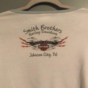 Harley-Davidson Tops - Harley Davidson Johnson City Long Sleeve Large